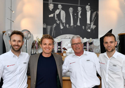 DTM 2019, Audi Sport Team Rosberg