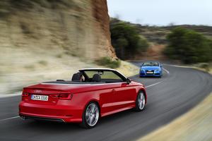 Audi A3 Cabriolet 2.0 TDI / Audi A3 Cabriolet 1.8 TFSI quattro