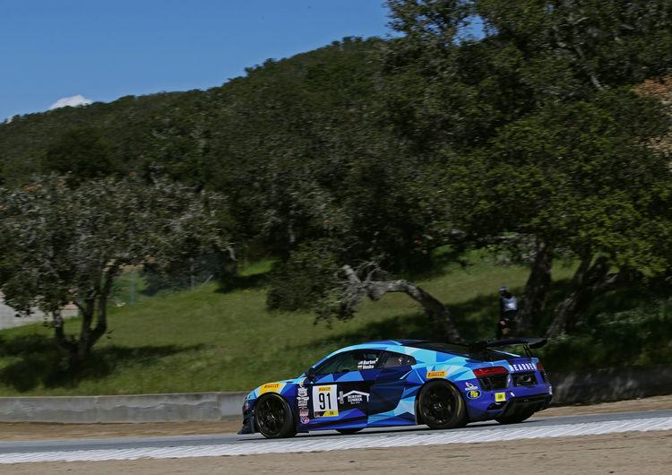 2019 Pirelli GT4 America