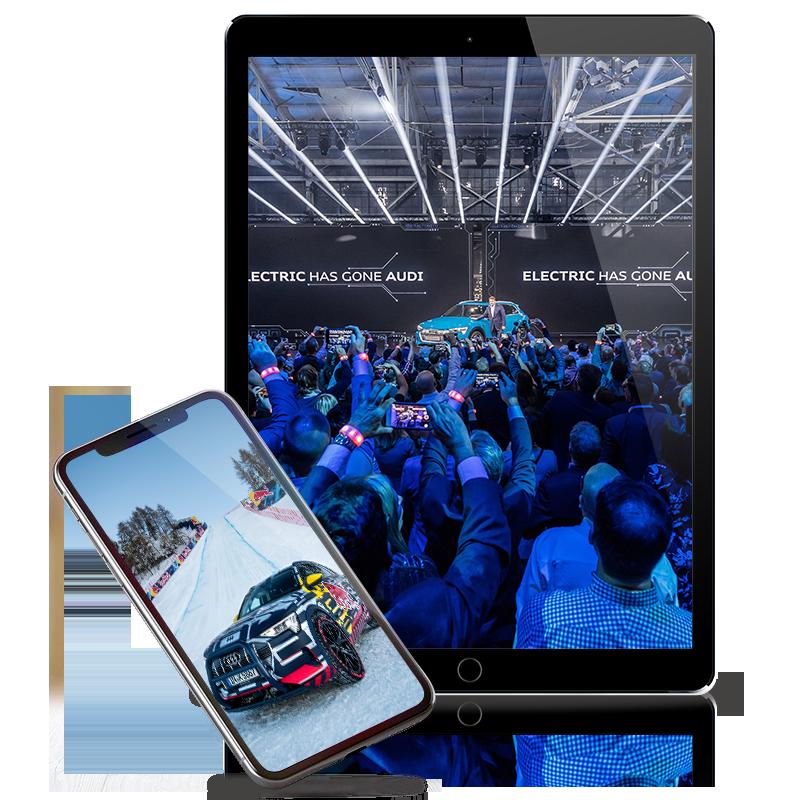 SmartTV moblie apps