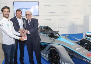 Lucas di Grassi wirbt für Europa-Rennen