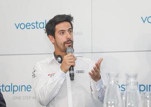 Lucas di Grassi promotes European races