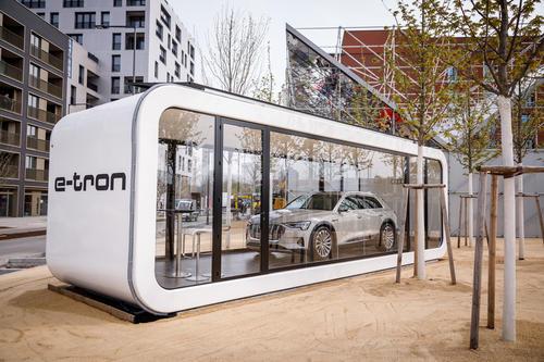 Die Mobilität der Zukunft erleben: Audi auf der Bundesgartenschau 2019