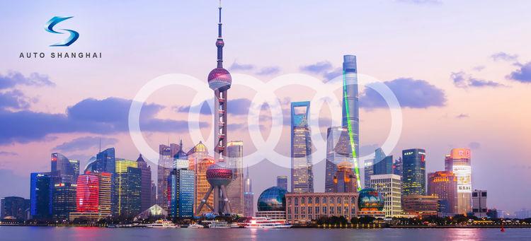Live aus Shanghai: Pressekonferenz der AUDI AG