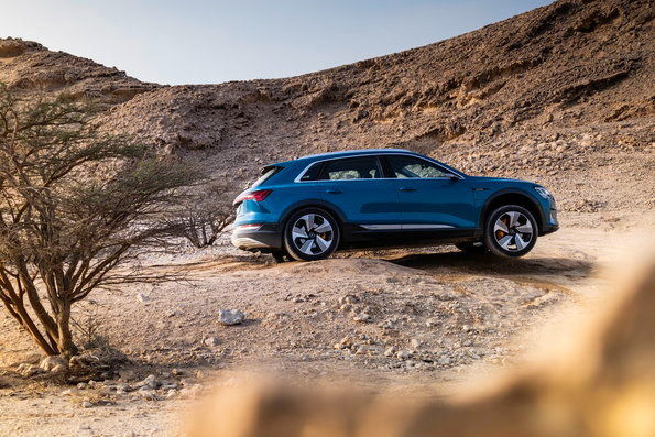 "Readers' choice ""All-wheel-drive car of the year 2019"": Audi wins in four out of ten categories"