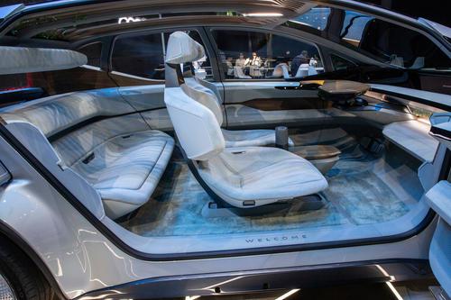 Audi auf der Auto Shanghai 2019