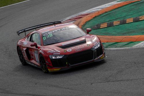 GT4 European Series 2019