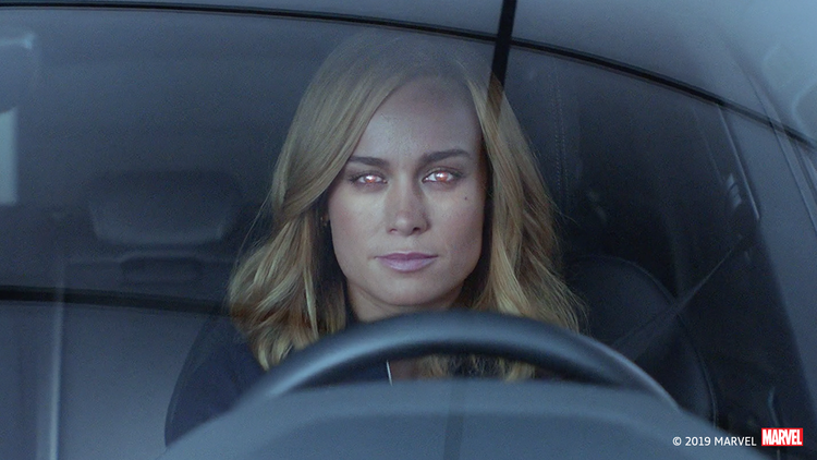 Audi teams up on Marvel Studios' Avengers: Endgame for comical digital short featuring Captain Marvel