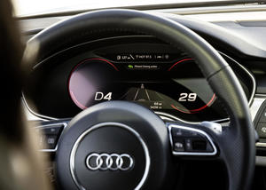 First carmaker worldwide: Audi tests piloted driving systems in Florida