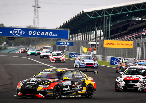 TCR Europe 2019