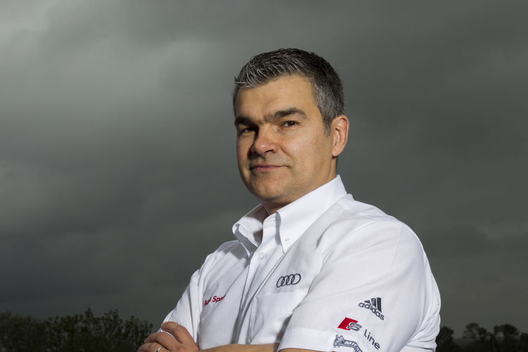 Dieter Gass new Head of DTM at Audi
