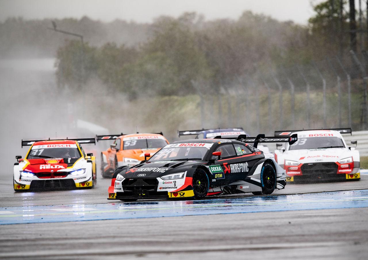 Emotional roller coaster for Audi Sport Team Phoenix in DTM opener ...