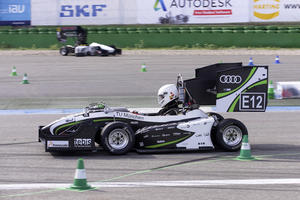 Formula Student Germany 2014: