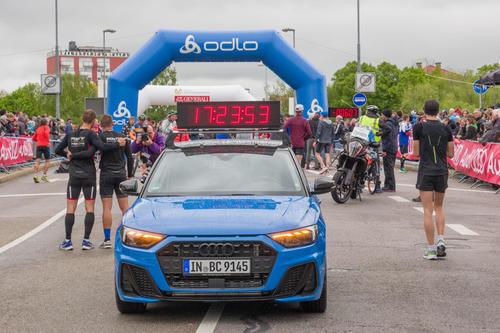 19. ODLO Halbmarathon in Ingolstadt
