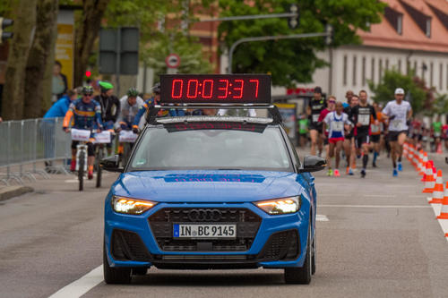 19th ODLO Half marathon in Ingolstadt