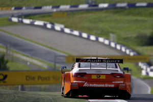 Difficult qualifying for Audi at Spielberg