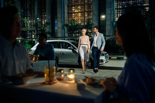 Audi on demand in Mallorca: mobility service expands in Spain