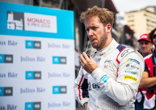 Formel E, Monaco E-Prix 2019