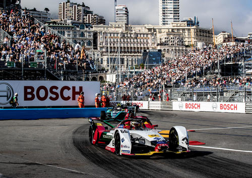 Formula E, Monaco E-Prix 2019