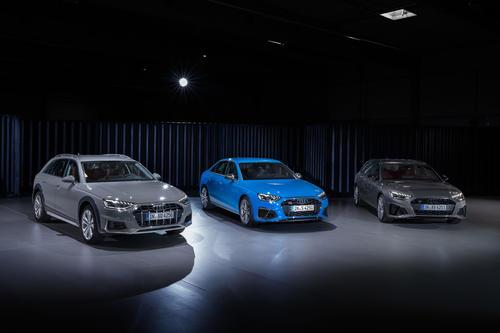 Audi A4 allroad quattro;Audi S4 Limousine TDI,  Audi A4 Avant