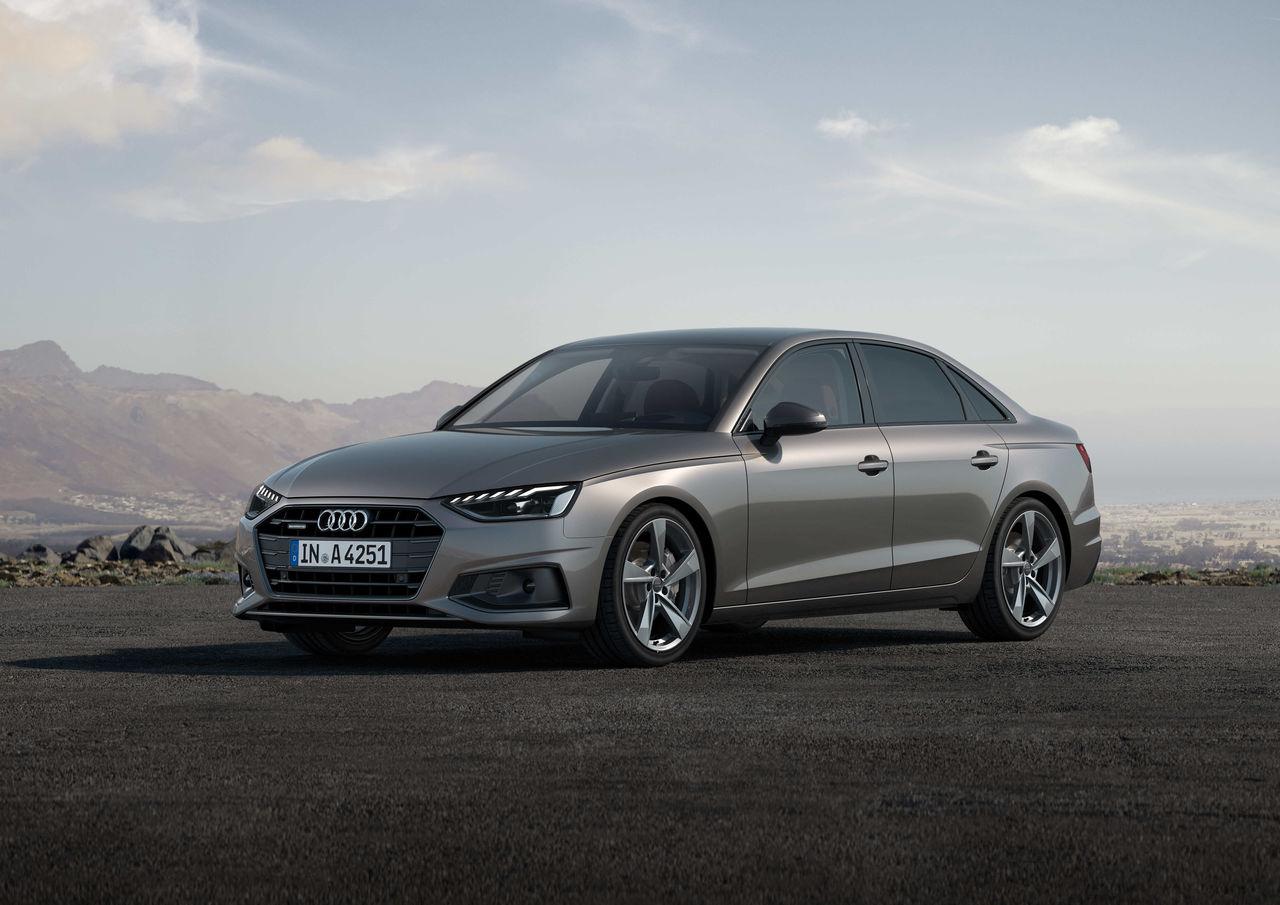 Audi A4 Sedan Audi Mediacenter