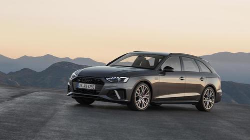 Audi A4 Avant Audi Mediacenter
