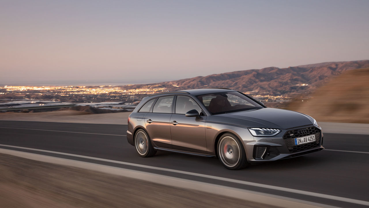 The Audi A4 Edition One Special Edition Model Audi Mediacenter