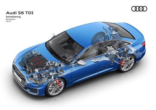 Audi S6 TDI