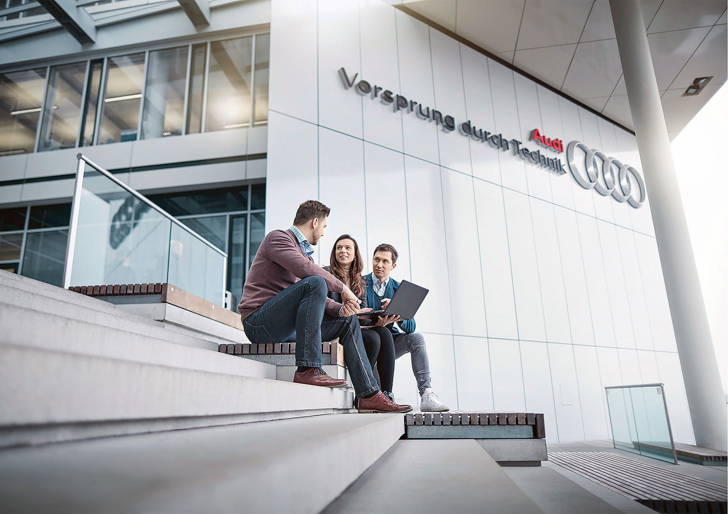 Most attractive employer: Audi ranked No. 1