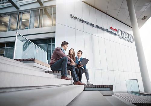 Beliebtester Arbeitgeber: Audi auf Platz 1
