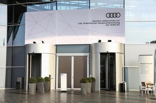 130. Ordentliche Hauptversammlung der AUDI AG