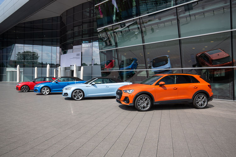 130th Annual General Meeting of AUDI AG on May 23, 2019, at Neckarsulm.