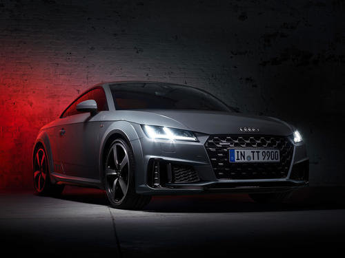 Audi TT Quantumgrau Edition