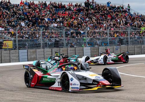 Formel E, Berlin E-Prix 2019