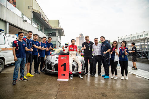 Greater Bay Area GT Cup 2019