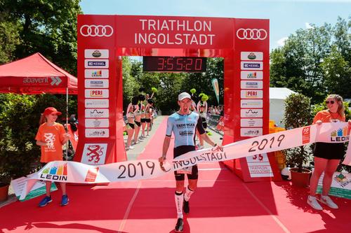 Triathlon Ingolstadt 2019 mit Patrick Lange als Gast