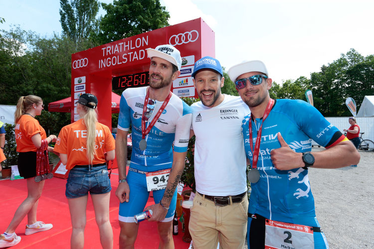 Triathlon Ingolstadt 2019 with Patrick Lange as guest