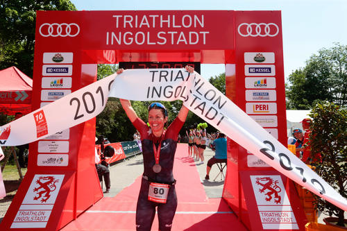 Triathlon Ingolstadt 2019 with Patrick Lange as guest