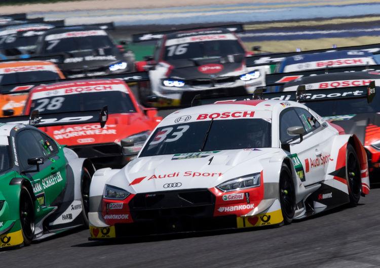DTM double lead for Audi Sport Team Rosberg | Audi MediaCenter