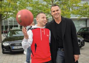 Coach Dirk Bauermann