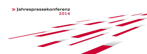 Jahrespressekonferenz 2014