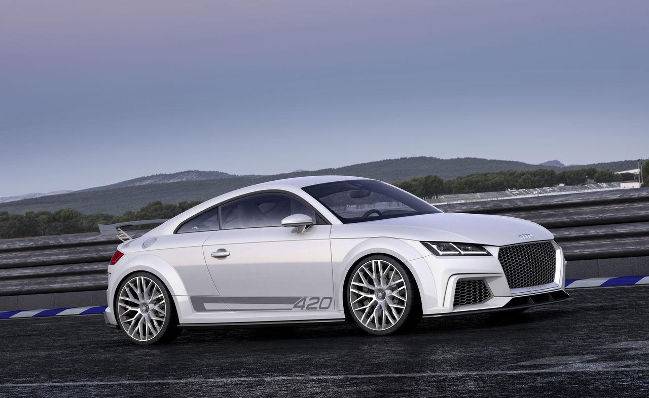 Kelebihan Audi Tt Quattro Sport Harga
