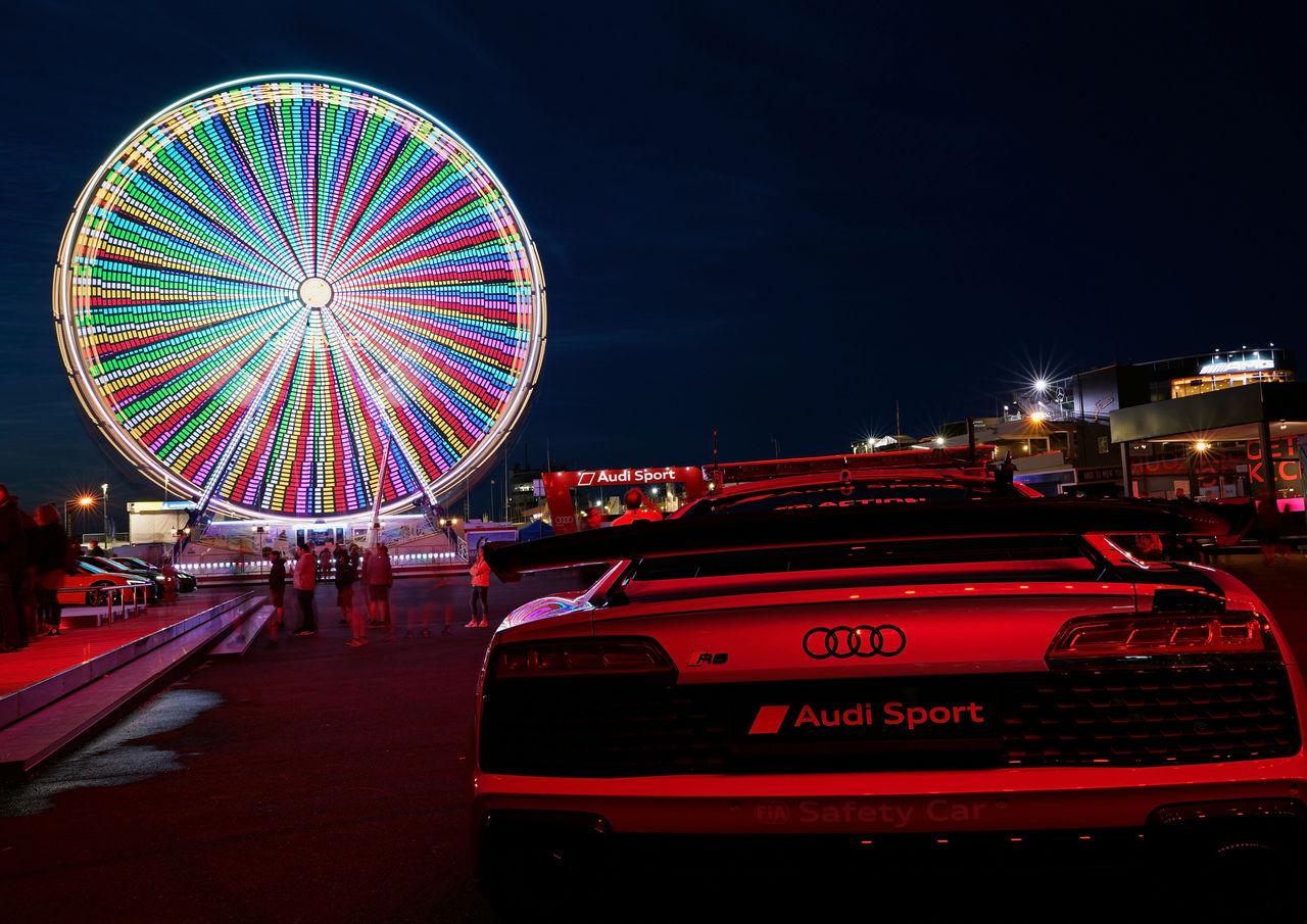 Global program 2021 for Audi Sport customer racing