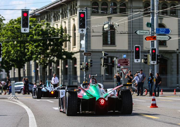 Formula E, Bern E-Prix 2019