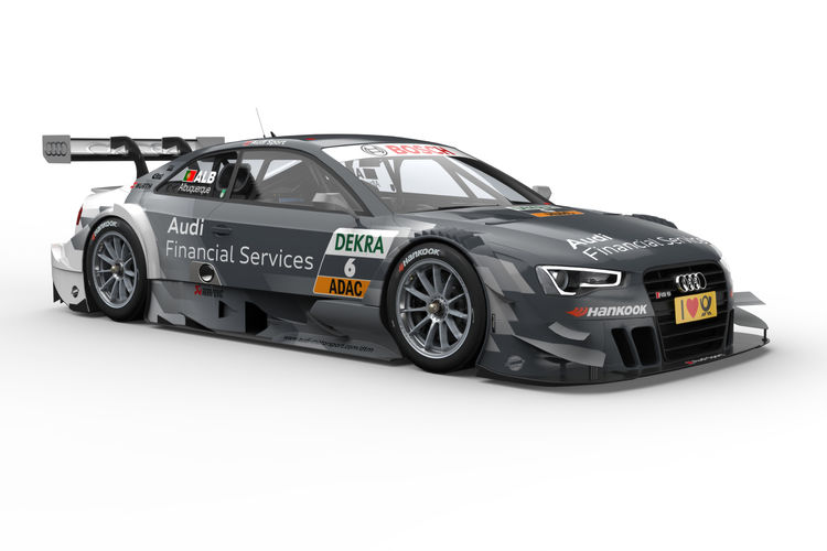 Audi starts into DTM with strong partners