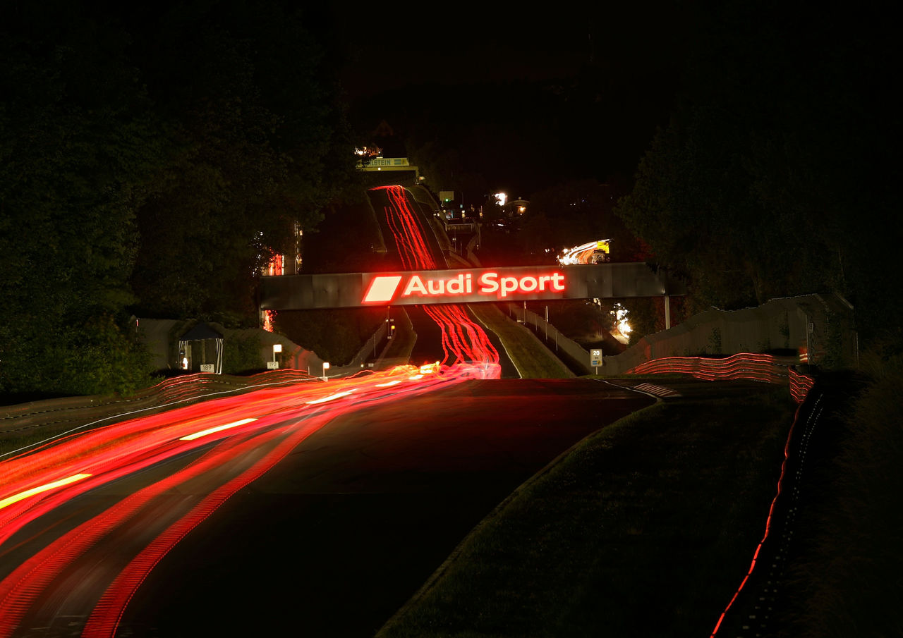 Audi with twelve experienced drivers at the Nürburgring 24 Hours