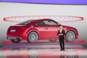 Geneva Motor Show 2014