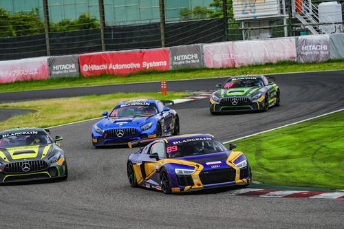 Blancpain GT World Challenge Asia 2019