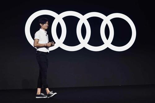 CES Asia 2019 in Shanghai: Interior - Designer Yunzhou Wu explains the design concept of Audi AI:ME