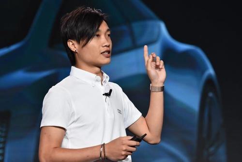 CES Asia 2019 in Shanghai: Interior - Designer Yunzhou Wu explains the design concept of Audi AI:ME